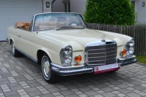 1971 Mercedes-Benz Other 280SE 3.5 Cabriolet
