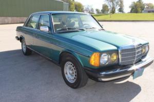 1985 Mercedes-Benz 300-Series 300 D