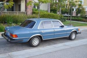 1978 Mercedes-Benz 200-Series 280SE