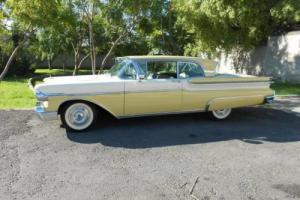 1957 Mercury Turnpike Cruiser 2 door hardtop for Sale