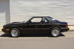 1982 Mercury Capri Black Magic EDT