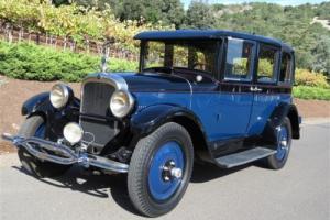 1928 Nash 328 Standard 6 Landau Photo