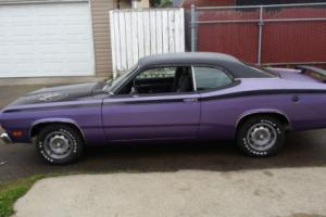 1971 Plymouth Duster duster 340