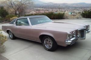 1969 Pontiac Grand Prix Model J