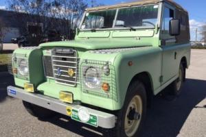 1975 Land Rover Defender 2DR SUV