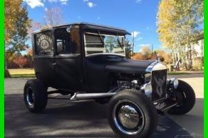 1926 Ford High Boy Sedan Delivery Photo