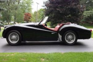1963 Triumph TR3 TR3B