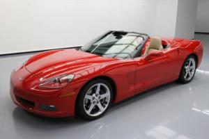 2006 Chevrolet Corvette CONVERTIBLE 3LT AUTO HUD Photo