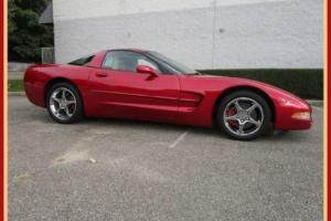 2000 Chevrolet Corvette 6 Speed Low MIles
