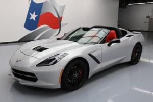 2014 Chevrolet Corvette STINGRAY Z51 3LT TARGA NAV HUD