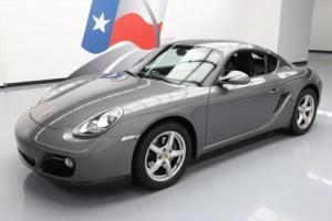 2011 Porsche Cayman AUTOMATIC LEATHER ALLOYS