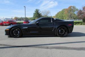 2013 Chevrolet Corvette 2dr Coupe Grand Sport w/3LT