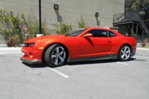 2010 Chevrolet Camaro SS/RS Ground Effects
