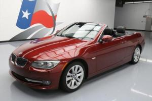 2011 BMW 3-Series 328I PREMIUM HARD TOP CONVERTIBLE NAV