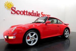 1996 Porsche 911 - 31K MILES!! * COLLECTOR/SHOW QUALITY, ALL ORIGIN