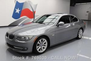 2011 BMW 3-Series 328I COUPE PREMIUM LEATHER AUTO SUNROOF