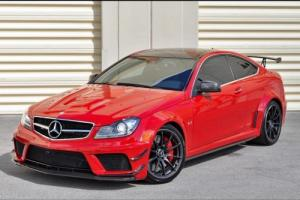 2013 Mercedes-Benz C-Class C63 AMG Black Series! Trades Welcome!