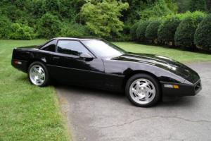 1990 Chevrolet Corvette Convertible with factory hard top