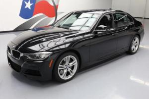2014 BMW 3-Series 335I SEDAN M SPORT LINE SUNROOF NAV HUD