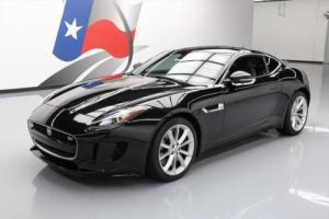 2015 Jaguar F-Type S COUPEHP SUPERCHARGED