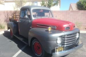 1948 Ford Ford F-1  TRUCK pick up, truck