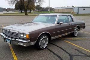 1984 Chevrolet Caprice
