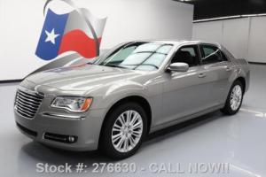 2014 Chrysler 300 Series AWD HTD LEATHER REAR CAM ALLOYS