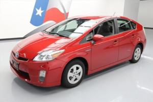 2010 Toyota Prius IV HYBRID LEATHER NAV REAR CAM