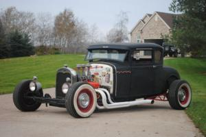 1931 Ford Model A 5 window coupe