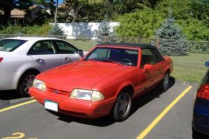 1993 Ford Mustang LX Photo