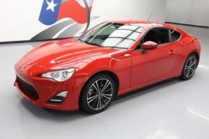 2013 Scion FR-S COUPE 6-SPEED CD AUDIO ALLOY WHEELS
