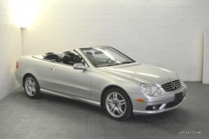 2004 Mercedes-Benz CLK-Class CLK55 AMG