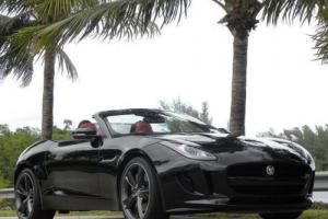 """2014 Jaguar F-TYPE NO RESERVE-20""""CARBON WHEELS-ACTIVE EXHAUST-FINEST"""