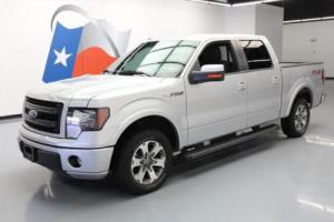 2013 Ford F-150 FX2 SPORT CREW 5.0 REAR CAM ALLOYS
