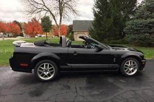 2007 Ford Mustang GT 500 Photo