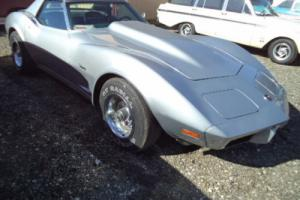 1975 Chevrolet Corvette roadster