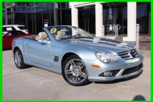 2008 Mercedes-Benz SL-Class Heated & Ventilated Seats AMG Sport Pkg.