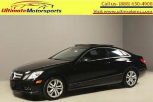 "2010 Mercedes-Benz E-Class 2010 E350 NAV PANO LEATHER REARCAM 17"" 70K MLS"