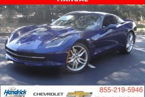 2017 Chevrolet Corvette 2dr Stingray Z51 Coupe w/1LT