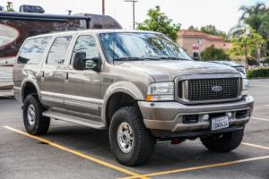 2003 Ford Excursion Xlt Lariat