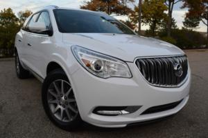 2017 Buick Enclave LEATHER-EDITION
