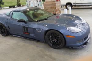 2011 Chevrolet Corvette Carbon, 1 of 252 produced