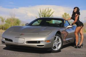 2000 Chevrolet Corvette RARE FRC (FIXED ROOF COUPE) 1 OWNER 10,409 MILES