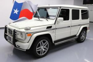 2010 Mercedes-Benz G-Class G55 AMGATIC AWD DESIGNO SUNROOF