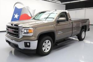 2014 GMC Sierra 1500 SIERRA SLE REG CAB TEXAS REAR CAM LONG BED