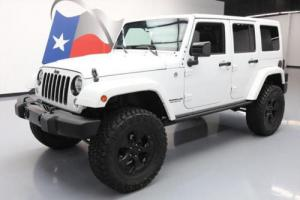 2015 Jeep Wrangler ALTITUDE HARD TOP 4X4 LIFTED NAV