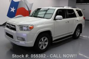 2013 Toyota 4Runner SR5 RUNNING BOARDS TOW HITCH