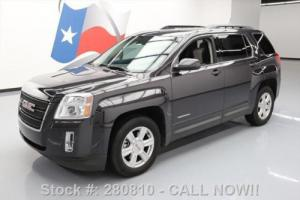 2014 GMC Terrain SLT HEATED LEATHER NAV REAR CAM