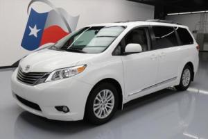 2014 Toyota Sienna XLE 8-PASS SUNROOF DVD REAR CAM
