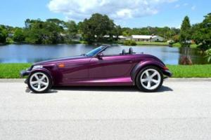 1999 Plymouth Prowler Base 2dr Convertible Photo